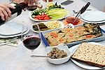 Gefilte fish - Jewish food Passover , Jewish food