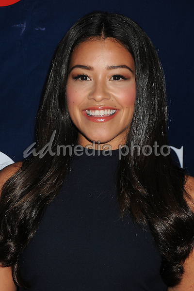 10 August 2015 - West Hollywood, California - Gina Rodriguez. CBS, CW, Showtime 2015 Summer TCA Party held at The Pacific Design Center. Photo Credit: Byron Purvis/AdMedia