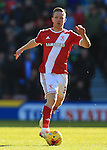 Adam Forshaw of Middlesbrough - Middlesbrough vs. Leeds United - Skybet Championship - Riverside Stadium - Middlesbrough - 21/02/2015 Pic Philip Oldham/Sportimage