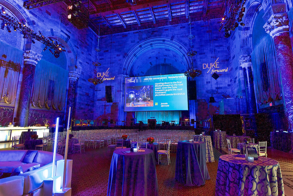 Duke Forward event at Cipriani 42nd Street