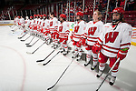 2011-12 NCAA Women's Hockey: Ohio State at Wisconsin