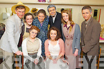 Pictured are the Cast from Mounthawk Play were front l-r: Aoife McDonnell and Megan Kearney. Back l-r: Aaron O'Shea, Maeve Lyons Ellie Horgan Thomas Appleby Seija Nevailainen and Sean O'Mahony..