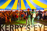The Tralee circus festival at Pearse Park on Sunday.