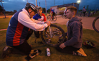 Cycle Speedway - Ipswich CSC Training - 9th June 2015