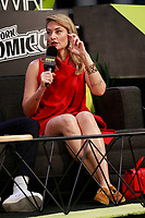 NEW YORK, NY - OCTOBER 7: Madchen Amick at  SYFY WIRE's Fangirls: Riverdale Cast Interview at the Jacob Jackets Center at the 2018 New York Comic Con in New York City on October 7, 2018. <br /> CAP/MPI99<br /> &copy;MPI99/Capital Pictures