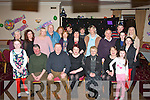 Annette Spring, Firies (seated centre) celebrated her 40th birthday in style last Saturday night in the Kerin's O'Rahilly's GAA clubhouse, Tralee along with many friends, family and neighbours.