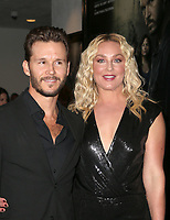 CULVER CITY, CA - MARCH 7: Ryan Kwanten, Elisabeth Rohm, pictured at Crackle's The Oath Premiere at Sony Pictures Studios in Culver City, California on March 7, 2018. <br /> CAP/MPIFS<br /> &copy;MPIFS/Capital Pictures