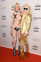 Pam Hogg<br /> at the Scottish Fashion Awards 2016, Rosewood Hotel, London.<br /> <br /> <br /> ©Ash Knotek  D3186  21/10/2016