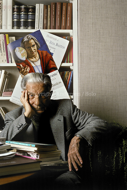 Augusto Roa Bastos (1917-2005)