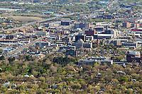Pueblo, Colorado. Looking south. April 2012