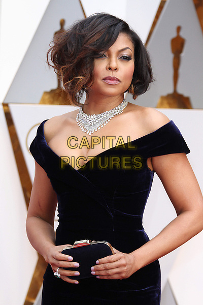 26 February 2017 - Hollywood, California - Taraji P. Henson. 89th Annual Academy Awards presented by the Academy of Motion Picture Arts and Sciences held at Hollywood &amp; Highland Center. <br /> CAP/ADM<br /> &copy;ADM/Capital Pictures