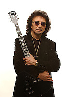 TONY IOMMI Studio Session In New York, on 2005,<br /> Photo Credit: Eddie Malluk/Atlasicons.com