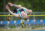 1548<br /> <br /> Eagle River&rsquo;s Emma Nelson misses her final attempt in the high jump finals. Photo for the Star by Michael Dinneen