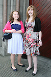 Aoife Madden with Amy Mullen at the Confirmation in St.Mary's Church...Photo NEWSFILE/Jenny Matthews.(Photo credit should read Jenny Matthews/NEWSFILE)....This Picture has been sent you under the condtions enclosed by:.Newsfile Ltd..The Studio,.Millmount Abbey,.Drogheda,.Co Meath..Ireland..Tel: +353(0)41-9871240.Fax: +353(0)41-9871260.GSM: +353(0)86-2500958.email: pictures@newsfile.ie.www.newsfile.ie.FTP: 193.120.102.198.
