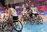Canada plays Argentina in womens Wheelchair basketball at the 2019 ParaPan American Games in Lima, Peru-25aug2019-Photo Scott Grant
