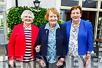 Three sisters Nora Daly, Peggy Hurlihey and Joan Kerins all from Scartaglin, enjoying the Sliabh Luachra Tea Dance in the Ballygarry House Hotel on Monday