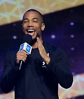 CHICAGO, IL: MAY 8: Kendrick Sampson speaks onstage during the 2019 WE DAY Illinois at the Allstate Arena on May 8, 2019 in Chicago, Illinois. <br /> CAP/MPI/ISDD<br /> ©MPIISDD/Capital Pictures