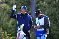Phil Mickelson (USA) during the first round of the AT&amp;T Pro-Am, Pebble Beach Golf Links, Monterey, California, USA. 07/02/2019<br /> Picture: Golffile | Phil Inglis<br /> <br /> <br /> All photo usage must carry mandatory copyright credit (&copy; Golffile | Phil Inglis)