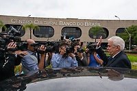 BRASILIA, DF, 20.11.2018 - BOLSONARO-CCBB-   Roberto Castello Branco, provável futuro presidente da Petrobrás, deixa o CCBB, onde ocorre a transição do Governo, nesta terça, 20.(Foto:Ed Ferreira / Brazil Photo Press)