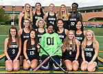 9-14-17, Huron High School varsity field hockey team