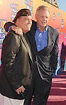 LOS ANGELES, CA. - August 02: Stacy Keach and Jon Voight arrive at the FOX 2010 Summer TCA All-Star Party at Pacific Park - Santa Monica Pier on August 2, 2010 in Santa Monica, California.