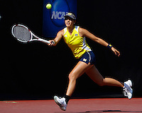 2010 NCAA Women's Tennis Sweet 16 Mich