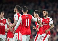 Arsenal v Lincoln City - FA Cup QF - 11.03.2017