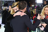 "Anya Taylor-Joy and James McAvoy<br /> arriving for the ""Glass"" premiere at the Curzon Mayfair, London<br /> <br /> ©Ash Knotek  D3470  09/01/2019"