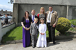 Mell Communion 2012
