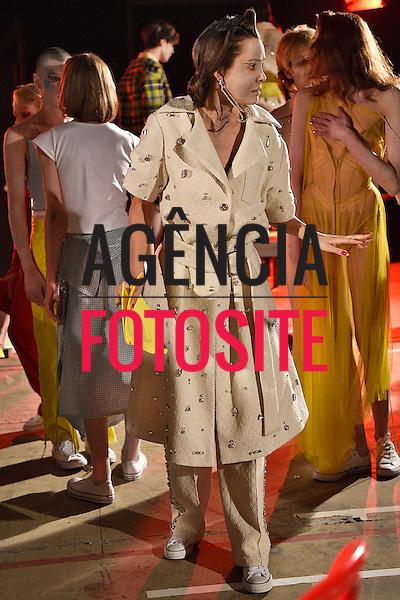 Fashion East<br /> <br /> Londres Masculino - Inverno 2017<br /> <br /> <br /> foto: FOTOSITE