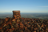 The River Clyde and the Clyde Valley from Tinto Hill, South Lanarkshire<br /> <br /> Copyright www.scottishhorizons.co.uk/Keith Fergus 2011 All Rights Reserved