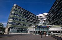 Deutschland, Hamburg, Polizeipräsidium Hindenburgstraße