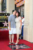 LOS ANGELES - AUG 22: Valerie Bertinelli, Wolfgang Van Halen at a ceremony where Valerie Bertinelli is honored with a star on the Hollywood Walk of Fame on August 22, 2012 in Los Angeles, California