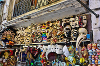 Venice Masks on display for sale