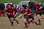 Manurewa vs Papakura Wasps. Counties Manukau Junior Rugby finals day held at Bruce Pulman Park Papakura on Saturday August 30th 2008.