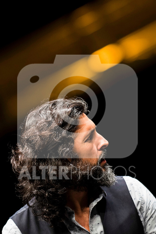 Arcangel in concert at the Teatro Real in Madrid. July 30. 2016. (ALTERPHOTOS/Borja B.Hojas)