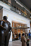 Columbus Circle Shops, Time Warner Center, New York, New York