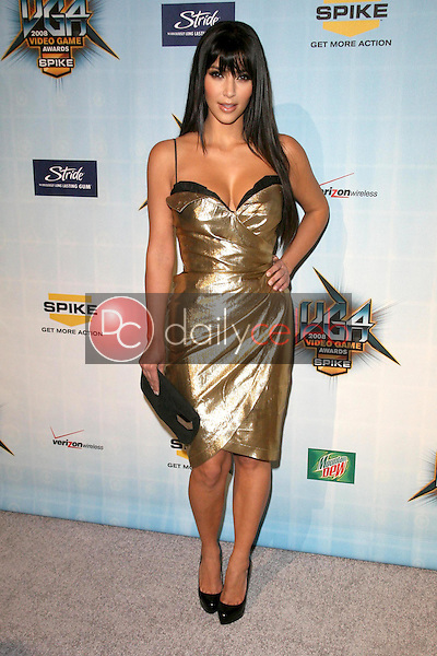 Kimberly Kardashian <br /> at Spike TV's 2008 'Video Game Awards'. Sony Pictures Studios, Culver City, CA. 12-14-08<br /> Dave Edwards/DailyCeleb.com 818-249-4998