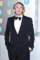Steve Coogan<br /> arriving for the BAFTA Film Awards 2019 at the Royal Albert Hall, London<br /> <br /> ©Ash Knotek  D3478  10/02/2019