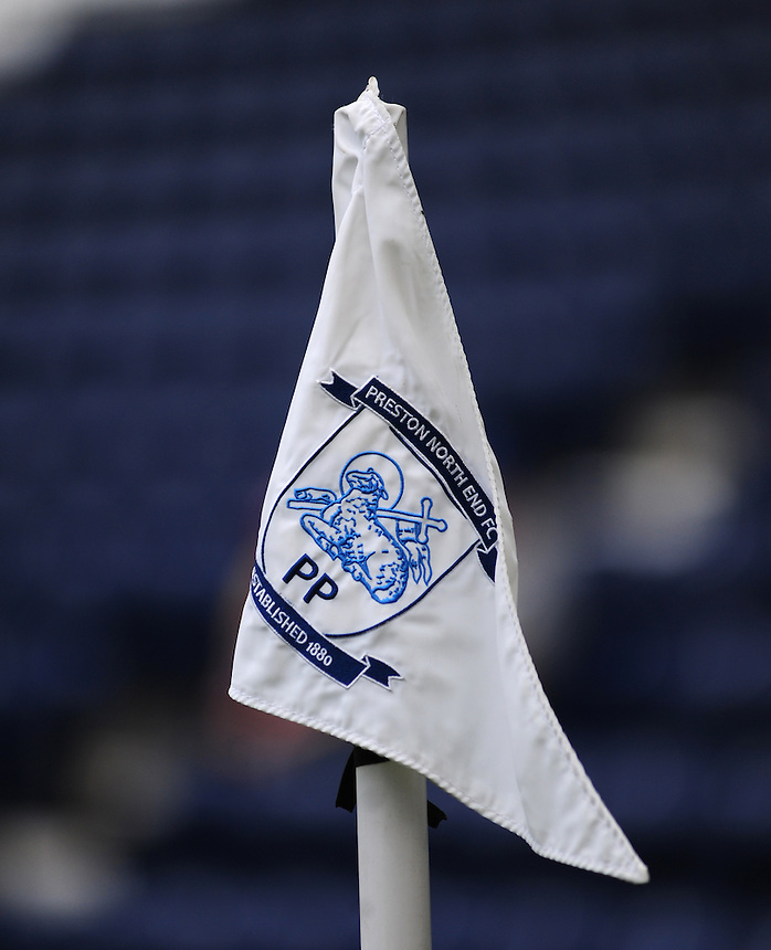 A general view of Deepdale, home of Preston North End<br /> <br /> Photographer Chris Vaughan/CameraSport<br /> <br /> Football - The Football League Sky Bet Championship - Preston North End v Ipswich Town - Saturday 22nd August 2015 - Deepdale - Preston<br /> <br /> &copy; CameraSport - 43 Linden Ave. Countesthorpe. Leicester. England. LE8 5PG - Tel: +44 (0) 116 277 4147 - admin@camerasport.com - www.camerasport.com