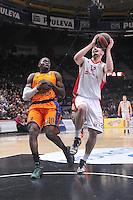 Sato vs Kalinic<br /> Euroleague - 2014/15<br /> Regular season Round 8<br /> Valencia Basket vs Crvena Zvezda Telecom Belgrade