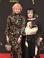 LOS ANGELES - SEPTEMBER 15: Darci Cheyne and Debra Hanson attends the 2019 Creative Arts Emmy Awards at the Microsoft Theatre LA Live on September 15, 2019 in Los Angeles, California. (Photo by Scott Kirkland/PictureGroup)