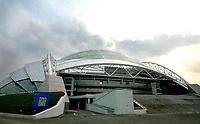 Shenyang Olympic Stadium. Olympic Venues<br /> Olimpiadi Pechino 2008. Impianto Giochi Olimpici<br /> Foto Cspa/Insidefoto