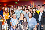 Still 29<br /> --------<br /> Maura Deane from Camp, seated centre, celebrated her 30th birthday last Saturday evening in Restaurant Uno's, Tralee along with many friends and family.