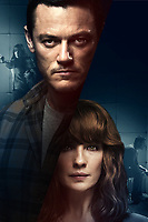 Promotional art with Luke Evans &amp; Kelly Reilly<br /> 10x10 (2018) <br /> *Filmstill - Editorial Use Only*<br /> CAP/RFS<br /> Image supplied by Capital Pictures