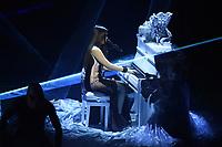 Milano 02/11/2017 - trasmissione Tv  X-Factor foto Daniele Buffa/Image/Insidefoto <br /> nella foto: Camille Cabaltera