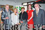 Fitzmaurice Remambered : Pictured at the Fitzmaurice Remembered event to mark the 50th anniversary of Abbey playwright George Fitzmaurice from Duagh at The Seanachai Centre, Listowel on Saturday night last Carmel O'Sullivan, Maire O@Connor, Margaret Broderick, Aisling O'Sullivan & Michael O'Sullivan.