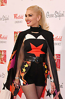 Gwen Stefani switches on Christmas lights at Westfield Shepherd's Bush to celebrate the West London shopping centre's festive season, November 30th, 2017, London, England, UK.<br /> CAP/JOR<br /> &copy;JOR/Capital Pictures /MediaPunch ***NORTH AND SOUTH AMERICA ONLY***