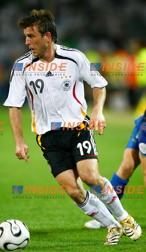 Dortmund 4/7/2006 World Cup 2006 Semifinale Germania Italia 0-2.Photo Andrea Staccioli Insidefoto.Bernd Schneider