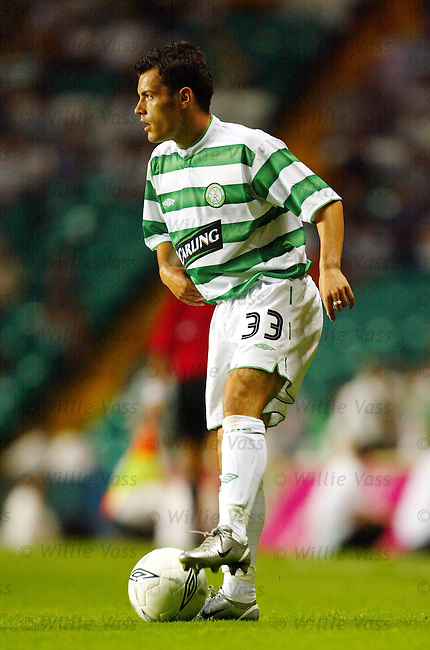Ross Wallace, Celtic.Stock season 2003-04..pic willie vass